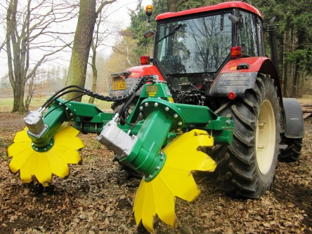 Machinery for cultivating activities